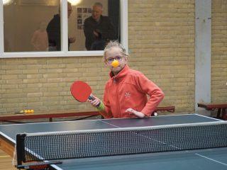 Compilatie Kinder Tafeltennis Feest 2016